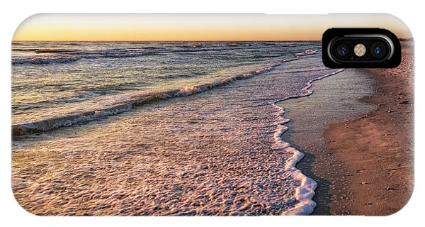 IPhone Case featuring the photograph Sunset On Tigertail by Lars Lentz