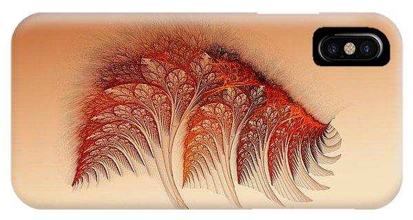 Sunset On Yessland IPhone Case