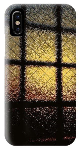 iPhone Case - Sunset Orange by Kumiko Izumi