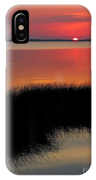 Sunset Outer Banks Obx IPhone Case
