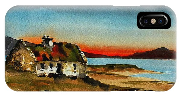 F 707 Inishfree Bay Near Ardra, Donegal.. IPhone Case