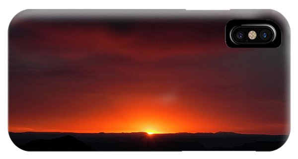 Sunset Over Grand Canyon IPhone Case
