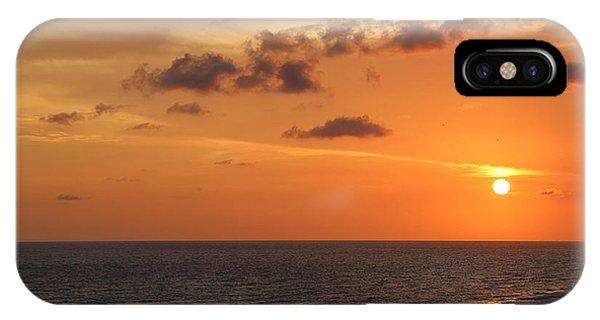 Sunset Panama City Florida IPhone Case