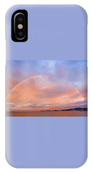 Sunset Rainbow IPhone Case