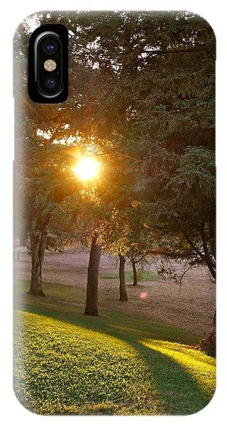 Sunset Retreat IPhone Case