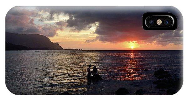 iPhone Case - Sunset Romance by Kathy Yates