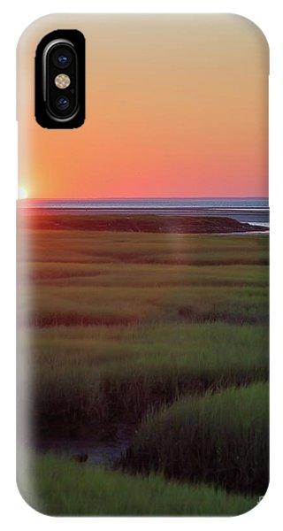 Michelle iPhone Case - Sunset Romance by Michelle Wiarda-Constantine