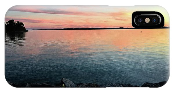 Sunset Sky IPhone Case
