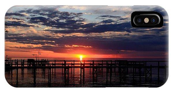 Sunset - South Carolina IPhone Case