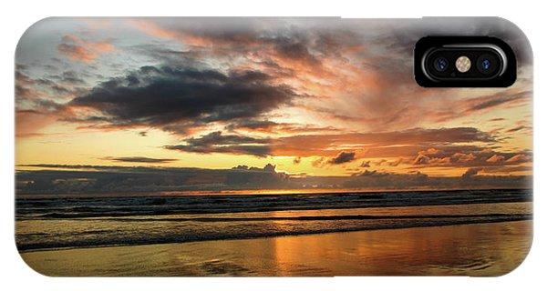 Sunset Split IPhone Case