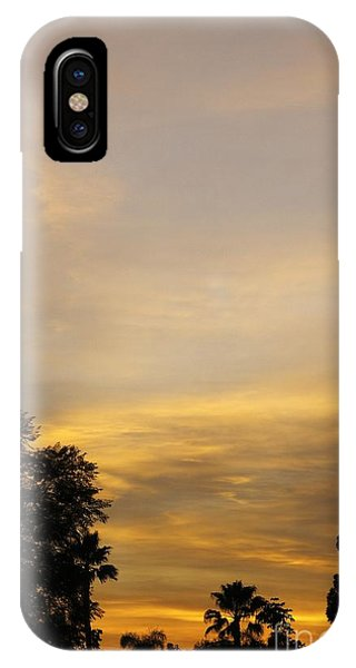 Sunset Phone Case by Viktor Savchenko