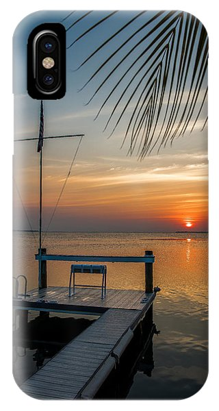 Sunset Villa IPhone Case