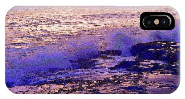 Sunset, West Oahu IPhone Case