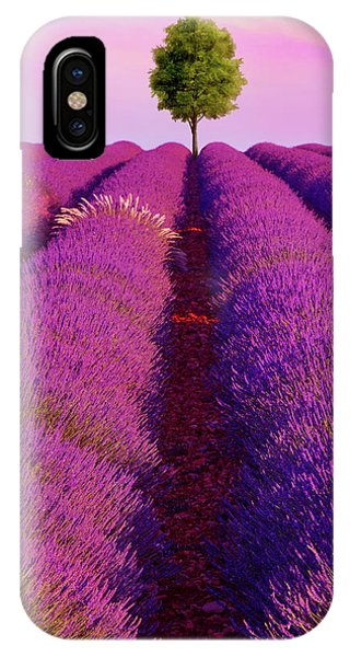 Sunsets Are Purple IPhone Case