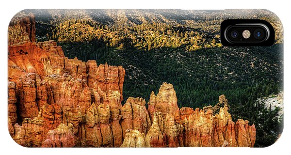 Sunsets In The Canyon IPhone Case