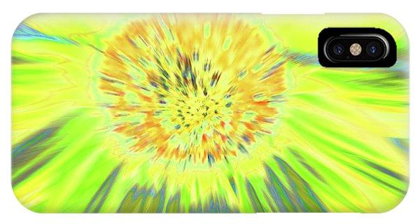 Sunshake IPhone Case