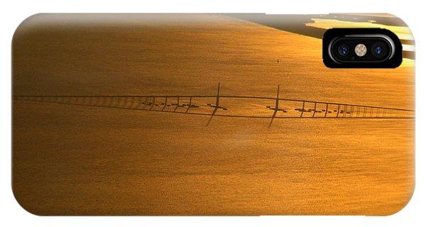 Sunshine Skyway Bridge At Sunset IPhone Case