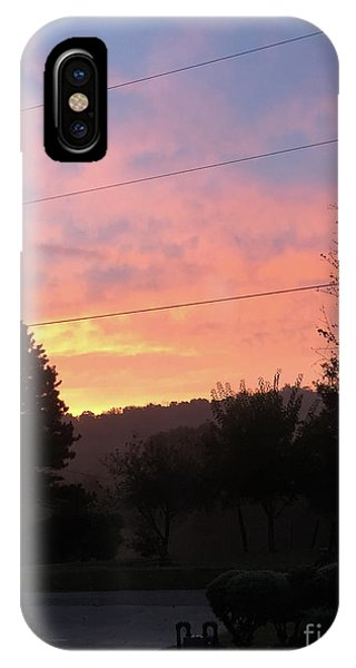 Sunshine Without The Fog IPhone Case