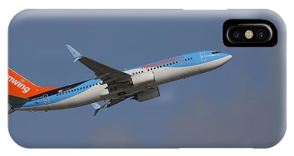 Sunwing Airlines IPhone Case