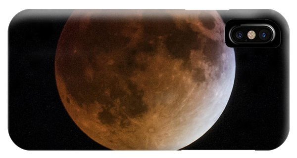 Super Blood Moon Lunar Eclipses IPhone Case