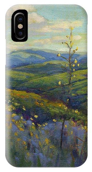 Super Bloom 4 IPhone Case