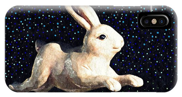 Super Bunny IPhone Case