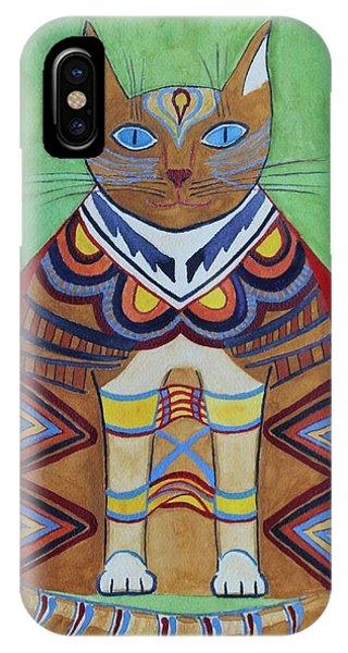 Super Cat IPhone Case