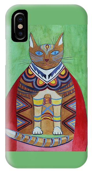 Super Cat IPhone Case