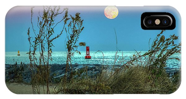 Super Moon 2016 IPhone Case