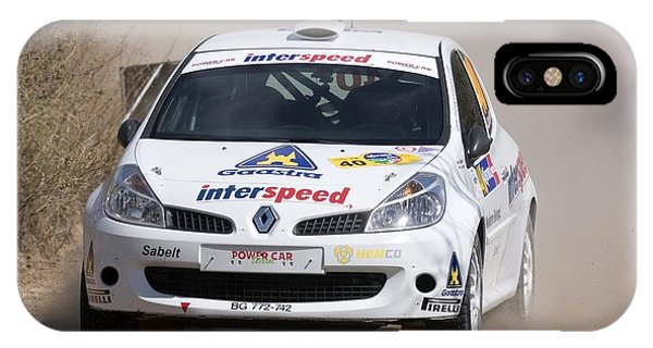 Transportation iPhone Case - Super1600 Racing by Tatiania Laning