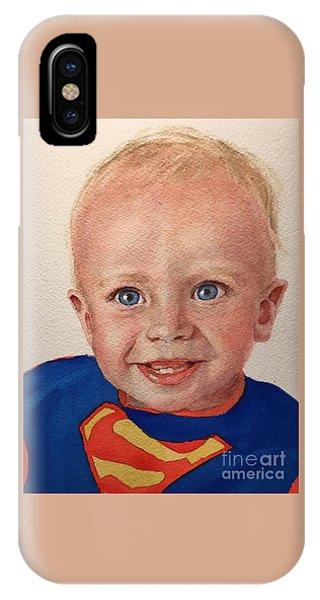 Superboy IPhone Case