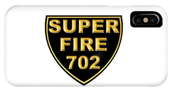 Superfire 702 IPhone Case