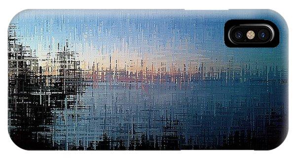 IPhone Case featuring the digital art Superior Dawn by David Manlove