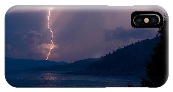 Superior Lightning     IPhone Case