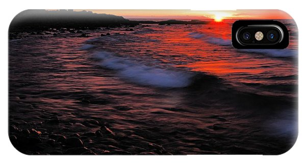 Superior Sunrise 2 IPhone Case