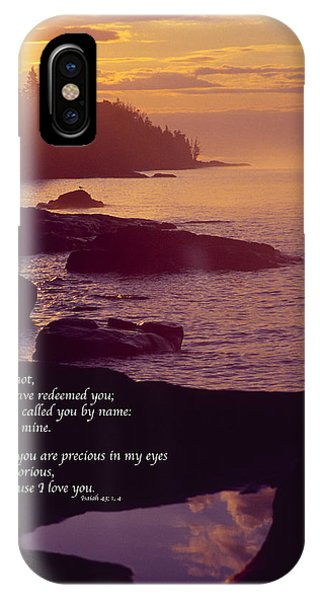 Superior Sunrise IPhone Case