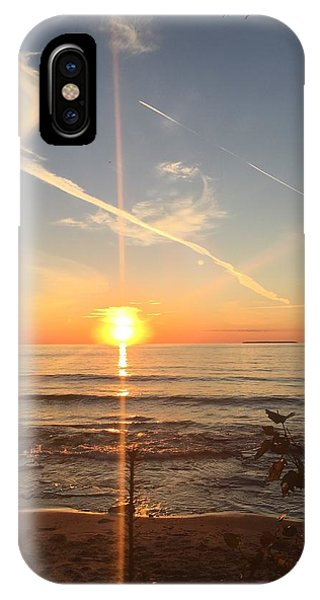 Superior Sunset IPhone Case
