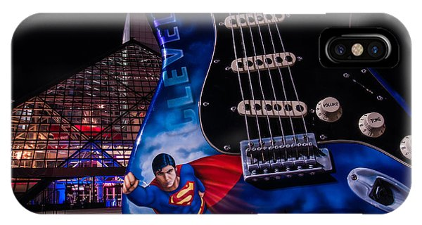 Superman Rocks IPhone Case