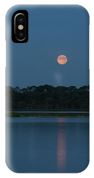 Supermoon Dawn 2013 #2 IPhone Case