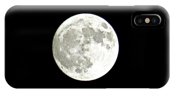 Supermoon  IPhone Case