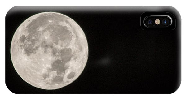 Supermoon IPhone Case