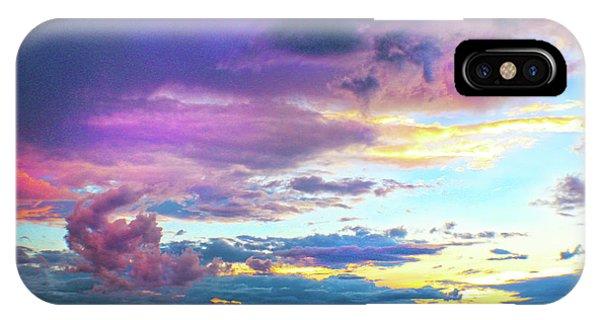 Supernatural Sky - Colorado IPhone Case