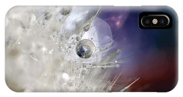 Teal iPhone Case - Supernova by Amy Tyler