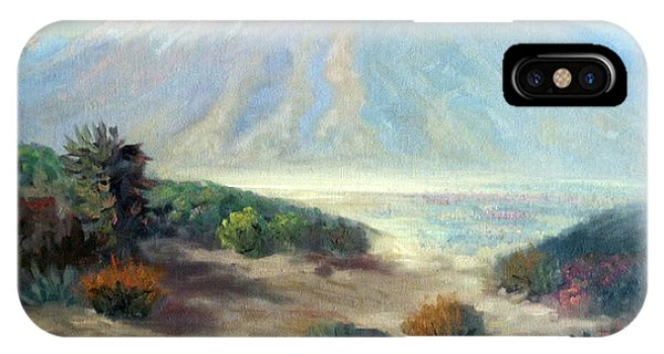 Superstition Mountain Phone Case by Sally Seago