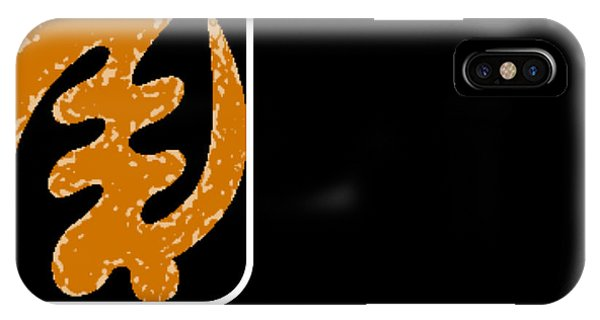 Supremacy Of God IPhone Case