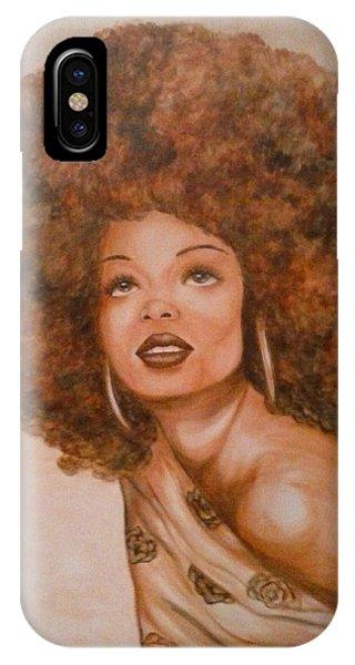Miss Diana  IPhone Case