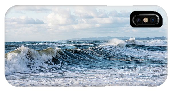 Surf And Sky IPhone Case