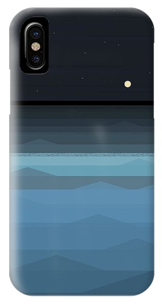 Surf At Night IPhone Case