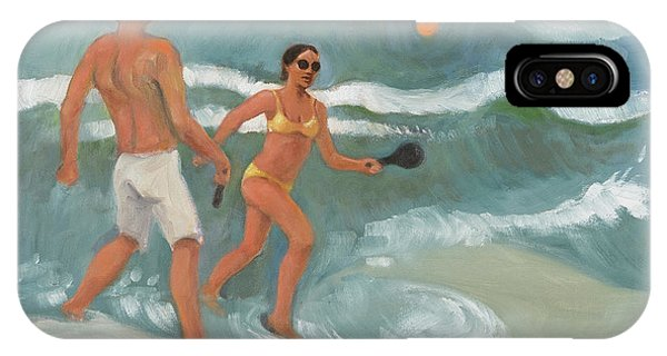 Surf Ball IPhone Case