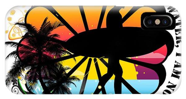 Venice Beach iPhone Case - Surf by Mark Ashkenazi